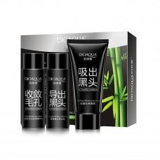 Набор для очистки кожи лица BioAqua 3 в 1